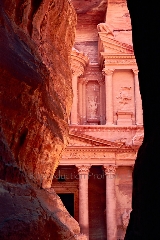 Byzantine Petra, Jordan