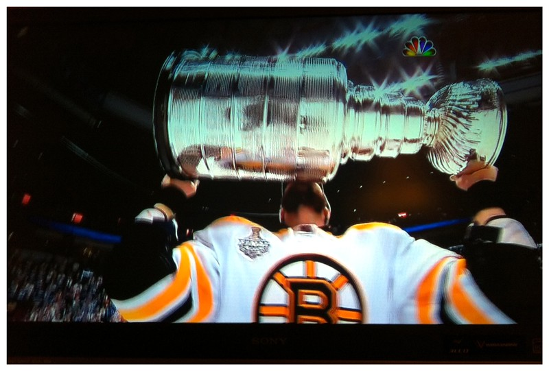 Sweet success! <br /> Bruins win the Stanley Cup, 6/15/2011