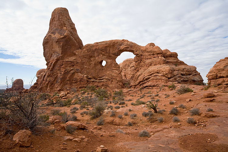 Turrent Arch - Arches NP