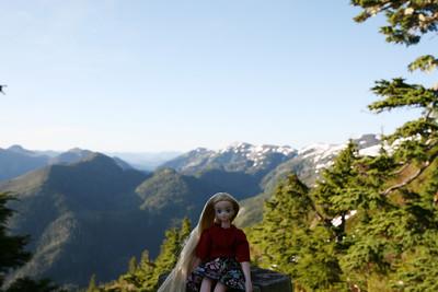 Angélique en Alaska