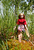 Hiking the muskeg in Gustavus