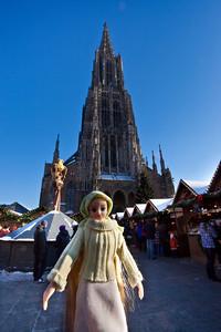 Angélique en Allemagne