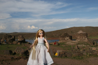 Angélique au Pérou