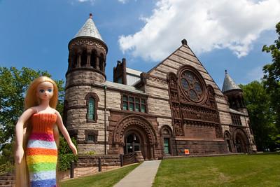 Angélique à Princeton