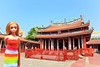 Confucius Temple in Tainan 台南孔廟