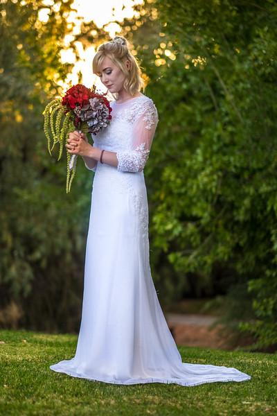 Angies Bridal dress
