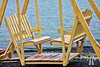 quebec-st Laurent-river-swingchairs