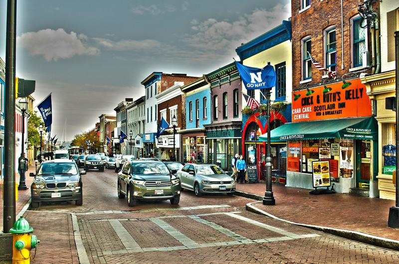 Annapolis Streetscene
