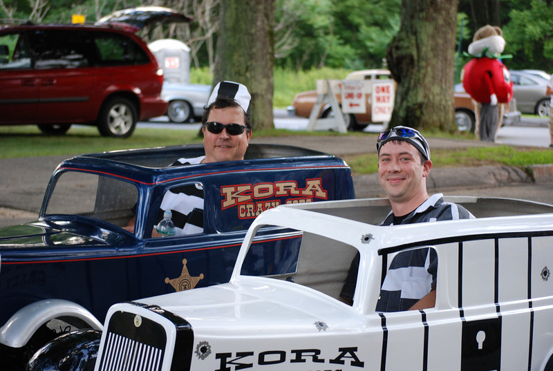 Kora Crazy Cops at work