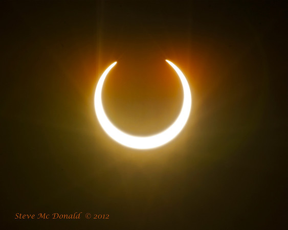 Annular Solar Eclipse 5/20/12