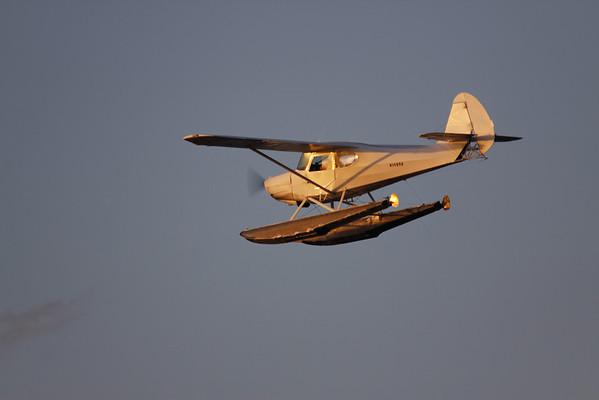 Sea Plane Buzz