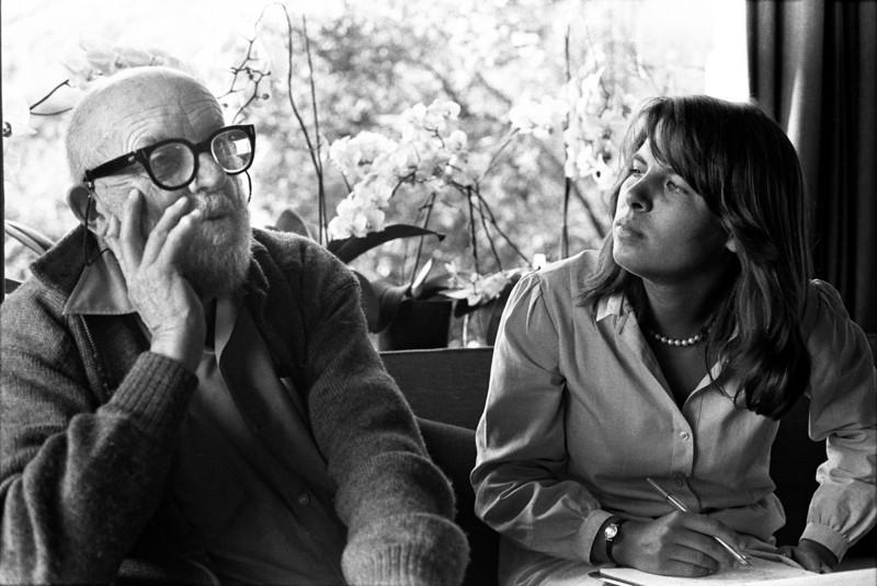 Ansel Adams and Allison Beezer