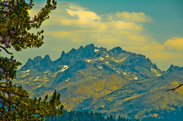 Ansel Adams Wilderness, Sierra Nevada Mountain Range, California