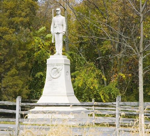 8th Pennsylvania Monument