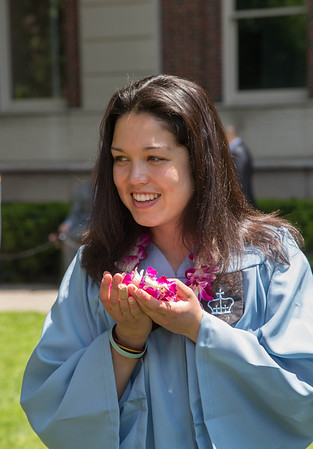 Aoife's Columbia Graduation 2014