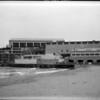 La plage du Prophète un jour tout gris, prise avec un vieux Zeiss Ikon des annnées 1930.
