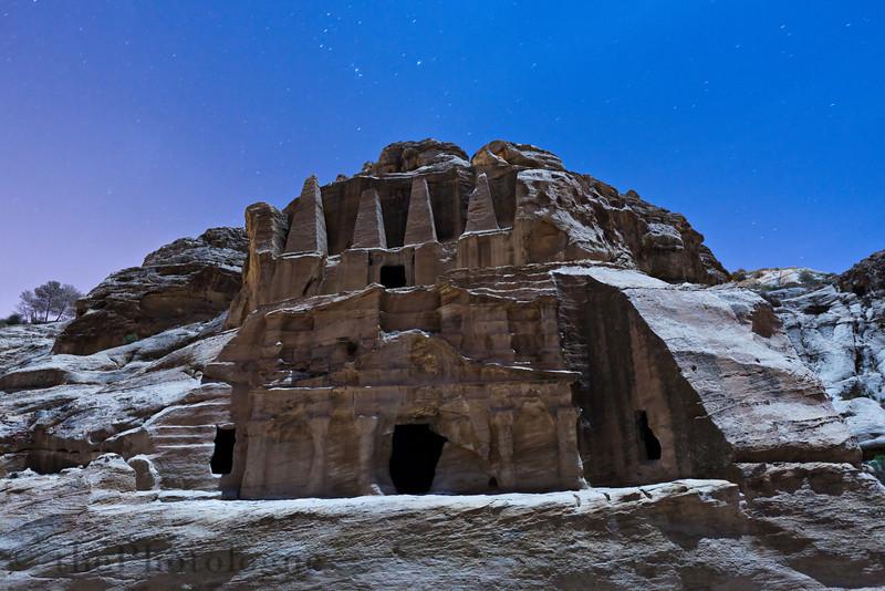 Moonlit Obelisk & Triclinium