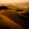 Dunes in Sandstorm