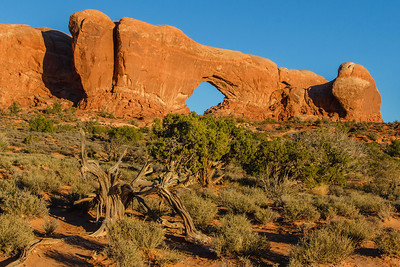 North Window at Arches National Park