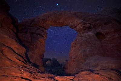 Turret And Windows Stars