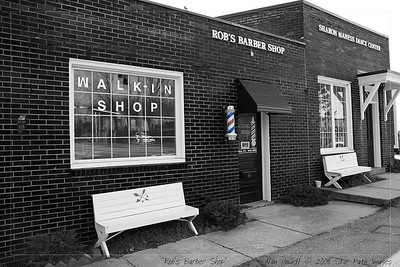 Rob's Barbershop in Jamestown NC