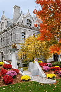 Legislative Building Concord NH tall