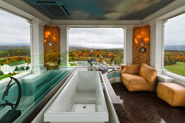 Tower Spa at Mountain View Grand Resort