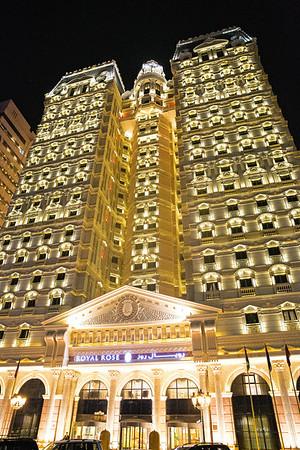 Rose Hotel, Abu Dhabi