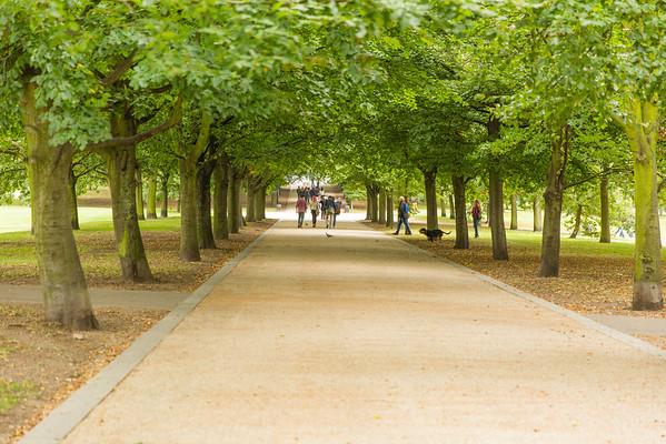 Royal Observatory Gardens,  Greenwich Park, Greenwich, London