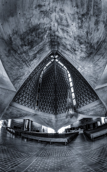 """*That One Time, When I Went To Church*<br /> This is taken in side The Cathedral of Saint Mary of the Assumption in San Francisco, CA. I had my fisheye on and my tripod out. I thought I would get told no tripods, like everywhere else I shoot. But was only told to take off my hat. I also got lucky with the lack of people here. <br /> <br /> This is a 3 shot Blend in Photomatix, processed through Silver Efex Pro 2 from Nik Software and then finished off in Adobe Lightroom 4. Canon 5D MK III, Canon 8-15mm f/4 L Fisheye and Induro CT214 Carbon Tripod. View More: <a href=""""http://smu.gs/S4OKLt"""">http://smu.gs/S4OKLt</a>"""