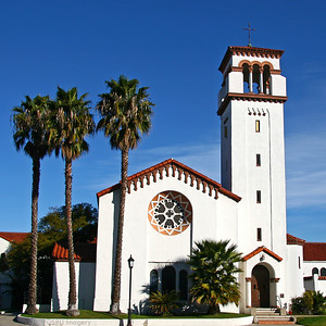 Church in Newport CA.