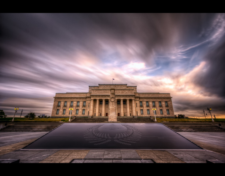 Auckland War Memorial Museum - Strengthening Winds