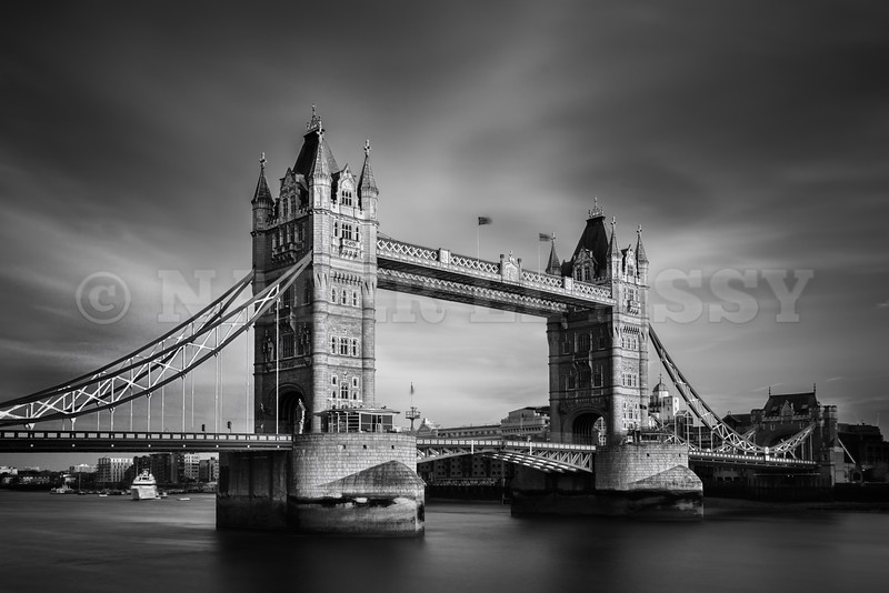 Iconic Tower Bridge