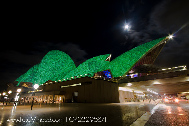 Sydney Opera House - Contrary to its name, the building houses multiple performance venues. As one of the busiest performing arts centres in the world, hosting over 1,500 performances each year attended by some 1.2 million people, the Sydney Opera House provides a venue for many performing arts companies including the four key resident companies Opera Australia, The Australian Ballet, the Sydney Theatre Company and the Sydney Symphony Orchestra, and presents a wide range of productions on its own account. It is also one of the most popular visitor attractions in Australia, with more than seven million people visiting the site each year, 300,000 of whom take a guided tour.