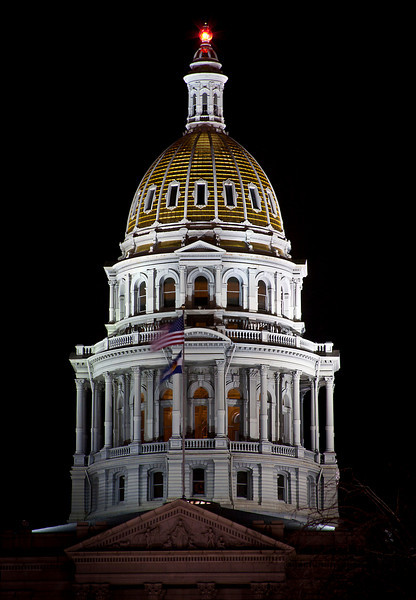 Colorado State Capitol Dome
