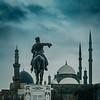 Ibrahim Basha Statue