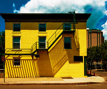 Yellow House,RalphSammarco2014