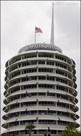 Capitol Records Hollywood, CA.