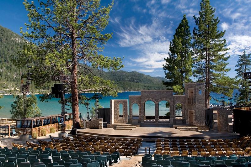 Shakespeare Theater on Lake Tahoe