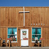 Johnson's Chapel at a truck stop near, Ft. Collins, Colorado