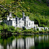 <h4>Kylemore Abbey</h4>Connemara, Ireland