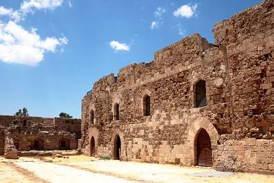Othello's Castle, Famagusta