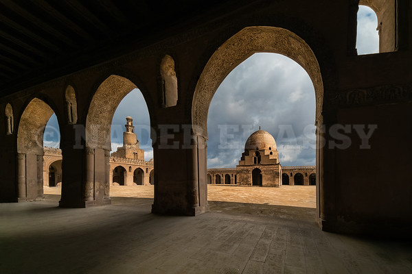 Ibn Tulun Arches