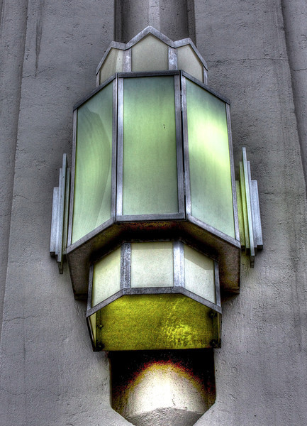 Art Deco Sconce