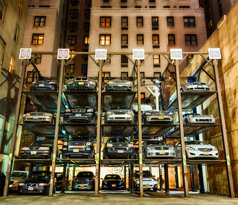 The mystery of New York parking