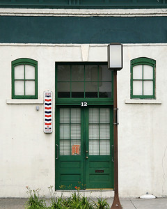 Barber Shop Old Ventura, CA.