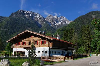 Camping Park Grubhof, Lofer, Austria