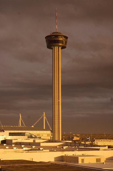san antonio texas tower of the americas