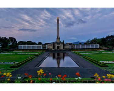 MJ Savage Memorial Park - Savage Garden