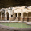 Roman Baths in Bath England